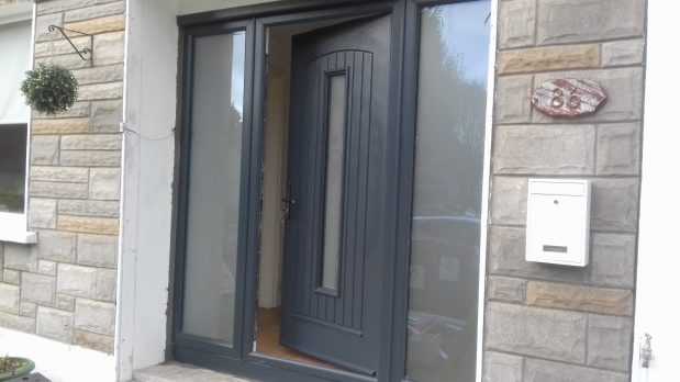 Anthracite Gray Seville Style
