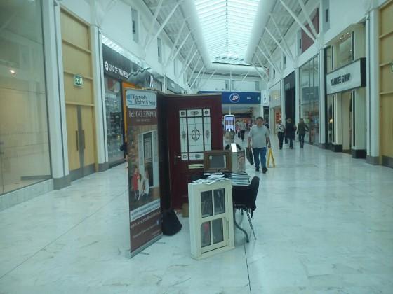 Liffey Valley Exhibition Stand