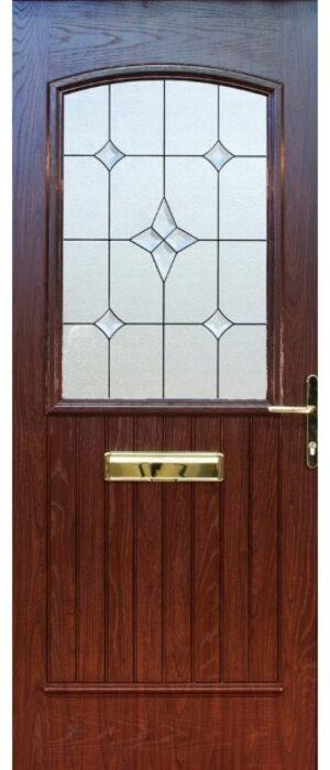 Palladio Giza Glazed Door