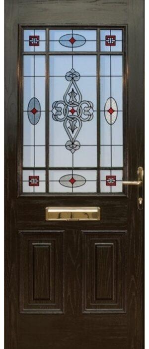 Palladio Cairo Glazed Door