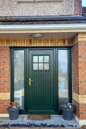 Reasons to choose a Composite Door