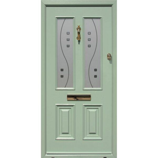 Palladio Palermo Glazed Door