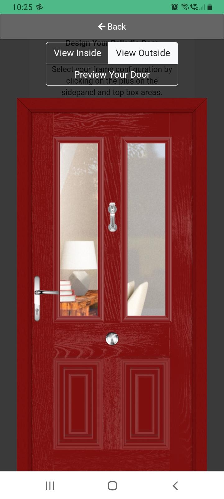 Palladio Door Designer is on our website www.westmeathwindows.ie
